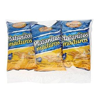 Maduritos Snack latino plátano 3 kg
