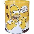 Mini galletas de Simpsons lata 400 G Lata 400 g Arluy