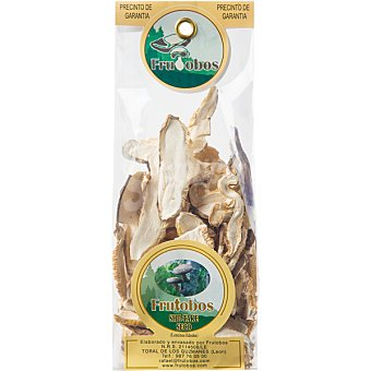 FRUTOBOS Shiitake seco lentinus edodes Bolsa 30 g