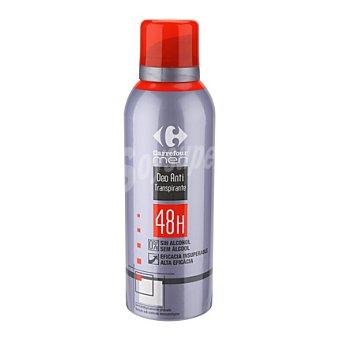 Carrefour Desodorante anti-transpirante 48h. 200 ml