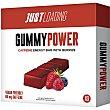 Loading Gummy barritas energéticas de gominola con frutos rojos con cafeína Envase 90 g Power