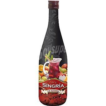 SINGRÍA Sangría sin alcohol Botella 1 l