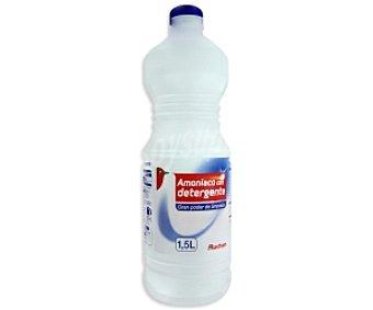 Auchan Amoníaco Detergente 1,5 Litros