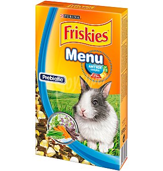 Friskies Purina Comida conejos enanos 800 GRS