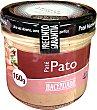 Paté de pato Tarro de 160 g Hacendado