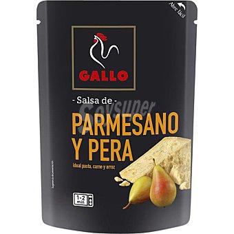 Gallo Salsa fresca de parmesano y pera Envase 140 g