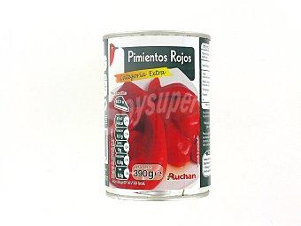 Auchan Pimientos Rojos Categoría Extra 250 Gramos