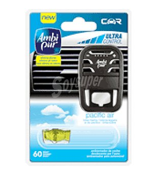 Ambipur Ambientador car pacific air Pack de 2x7 ml