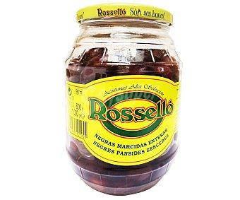 Rossello Aceitunas marcida Frasco 550 g peso neto escurrido