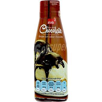 ALIADA sirope sabor chocolate  botella 300 g