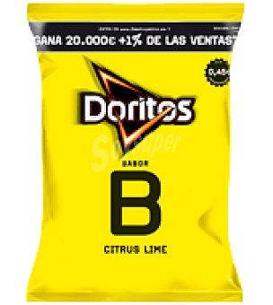 Doritos Matutano Triángulos de maíz sabor B Citrus Lime 110 g