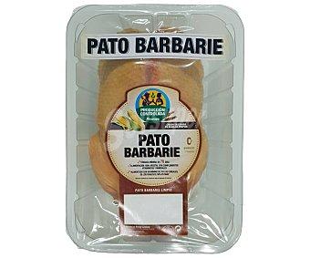 ALCAMPO PRODUCCIÓN CONTROLADA Pato limpio criado en España en granjas propias 1200 gramos aproximados