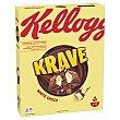 Cereales rellenos de chocolate blanco Paquete 375 g Krave Kellogg's