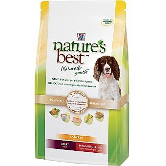HILL'S NATURE'S BEST ADULT Mini/medium alimento formulado para cubrir las necesidades de perros de raza mini y medium Bolsa 12 kg