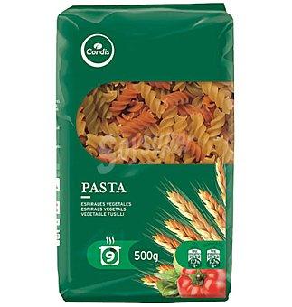 Condis Pasta vegetal espirales 500 GRS
