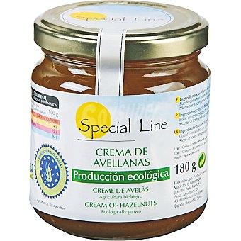 Special Line Crema de avellanas tostadas Frasco 180 g
