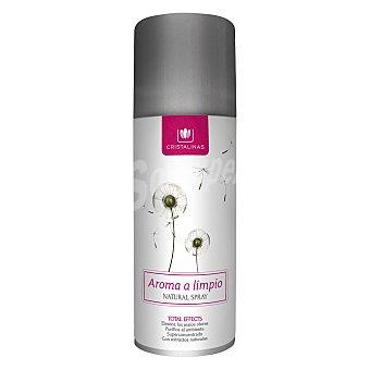 Cristalinas Ambientador en spray Aroma a limpio 200 ml