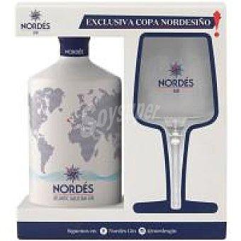 Nordés Ginebra Botella 70 cl