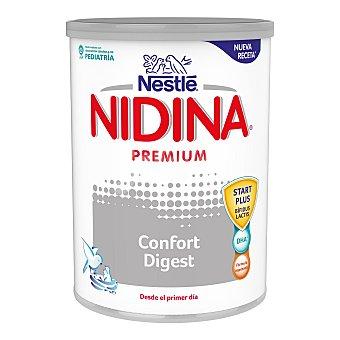 Nidina Nestlé Leche (1) de inicio para tomar desde el primer día, fórmula anti regurgitación premium 800 g