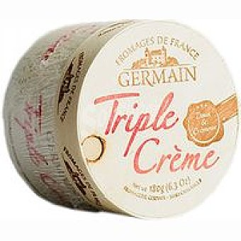 Germain Queso de vaca Triple creme Tarrina 180 g