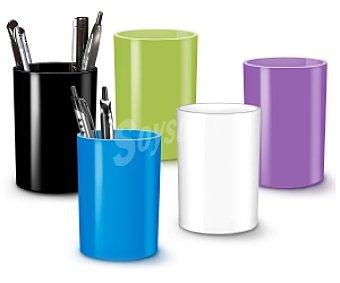 Auchan Cubilete para pequeños objetos de escritorio, de plástico de diferentes colores auchan. Este producto dispone de distintos modelos o colores. Se venden por separado SE surtirán según existencias