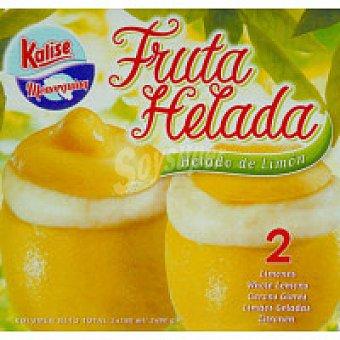 La Menorquina Limón helado 2x180 ml