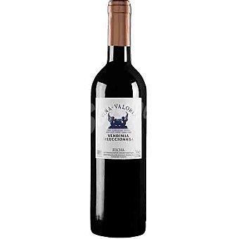VIÑA VALORIA Vino tinto joven vendimia seleccionada Botella 75 cl