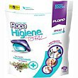Detergente en cápsulas higiene bolsa 18 dosis Flopp