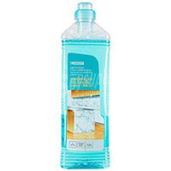 Eroski Limpiahogar superficies delicadas Botella 1,5 litros