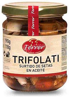Ferrer Trifolati surtido de setas 190 g