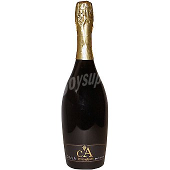 COTO D'ARCIS Cava brut nature botella 75 cl Botella 75 cl