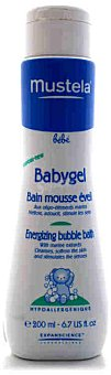 MUSTELA Babygel Bote 200 ml