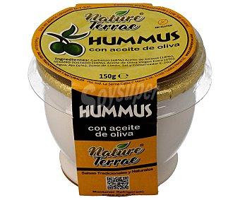 NATURE TERRAE Hummus con aceite de oliva 150 ml