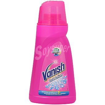 Vanish Quitamanchas gel OxiAction  Botella 1 l
