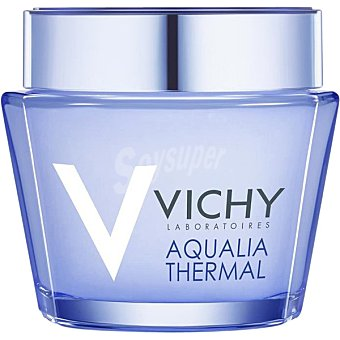 Vichy Aqualia Thermal Spa gel de agua revitalizante de día para pieles sensibles Tarro 75 ml