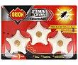 Cebo de gel para cucharachas 3 uds Orion