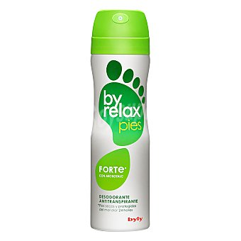 Byrelax Loción antitranspirable pies 200 ml