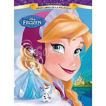 Disney Frozen Gran libro de la película