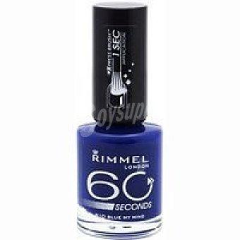 Rimmel London Laca de uñas 60 seconds 810 Pack 1 unid