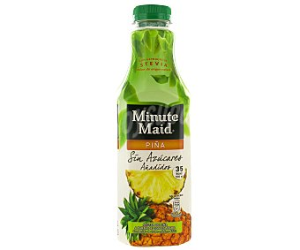 Minute Maid Néctar de piña con stevia Botella 1 litro