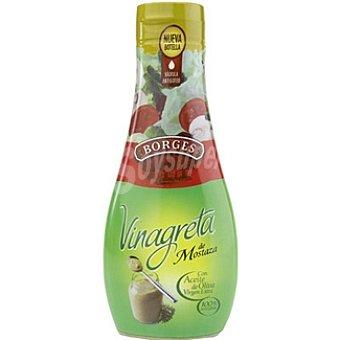 Borges Vinagreta de mostaza Envase 210 ml