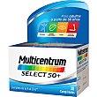 Complemento alimenticio con vitaminas, minerales y luteína, para adultos a partir de 50 años 30 Comprimidos MULTICENTRUM Select