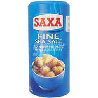 SAXA Sal fina de mar Paquete 350 g