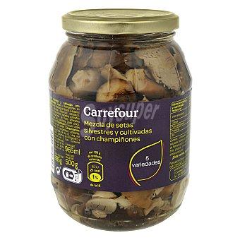 Carrefour Mezcla de setas 500 g