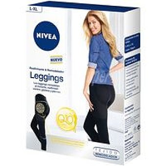 NIVEA Q10 Leggings reafirmantes talla l/xl Pack 1 unid