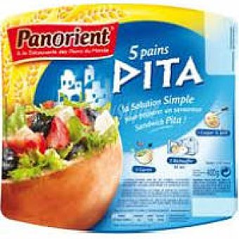 Pan Orient Pan pita griego 5 unid