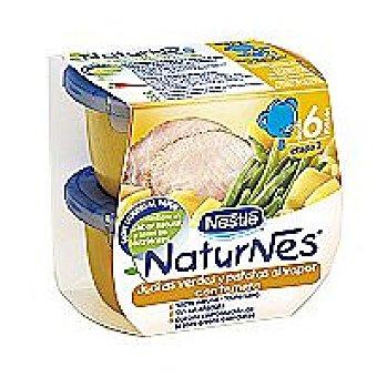 Naturnes Nestlé Compota c/galleta merienda 6 frutas 250 gr