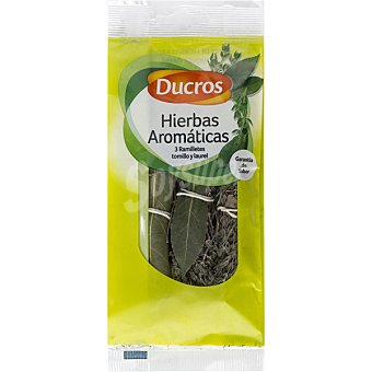 Ducros Hierbas aromáticas Bolsa 9 g