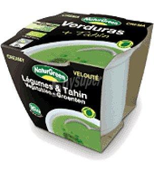 Naturgreen Crema verde+tahin 310 g.