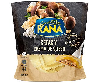 Rana Gran Ripieno Pasta fresca rellena de setas y crema de queso Envase 250 g
